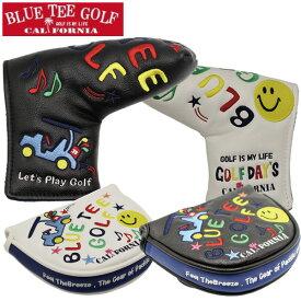 BLUE TEE GOLF ブルーティーゴルフ スマイル & カート パターカバー 2サイズ・各2色 1227 新生活 プレゼント