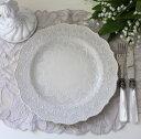 アンティーク 食器 【La Ceramica V.B.C ラ・セラミカ イタリア】 ディナー皿(022) ディナープレート イタリア製 輸入食器 シャビー…