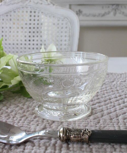 【La Rochere】 フランス ラ・ロシェール社製 エレガントに輝くガラス食器 【ヴェルサイユ・ミニボウル】 ボウル ヴェルサイユ ガラス食器 フランス製