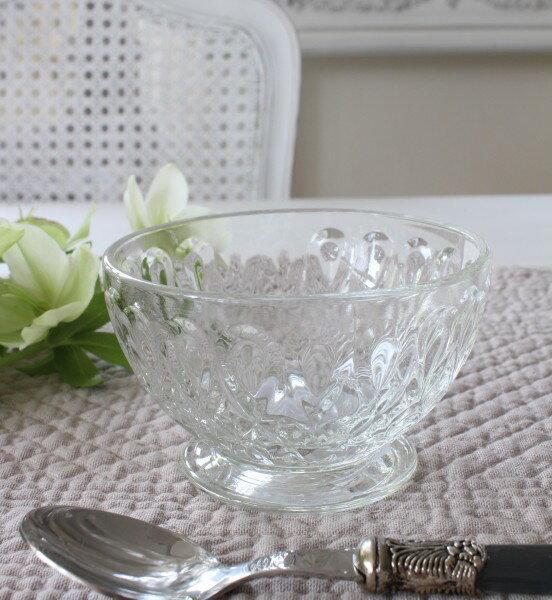 【La Rochere】 フランス ラ・ロシェール社製 エレガントに輝くガラス食器 【リヨネ・ミニボウル】 ボウル ヴェルサイユ ガラス食器 フランス製