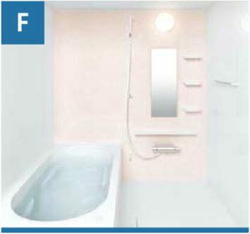 リノビオ Vシリーズ システムバスルーム セットイメージF サイズ:1116