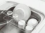 水切りカゴ 共通オプション シンクサポート サンウェーブ シエラやアレスタなどのリクシルキッチン用