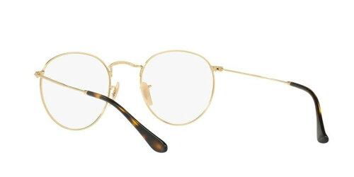 【楽天ランキング1位】レイバンRX3447V250050サイズRay-BanレイバンメガネフレームラウンドメタルRB3447V250050サイズメガネフレーム眼鏡めがねレディースメンズ
