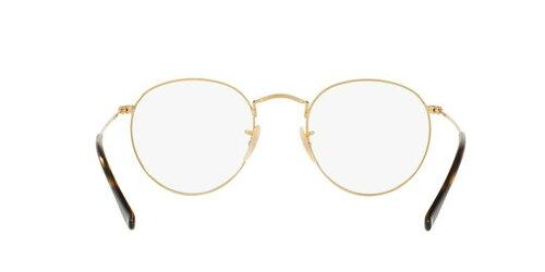 【楽天ランキング1位】レイバンRX3447V250050サイズRay-BanレイバンメガネフレームラウンドメタルRB3447V250050サイズメガネフレーム眼鏡めがねレディースメンズ【A】