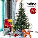 [11月1日より順次発送予定]mane モーネ クリスマスツリー 180cm 高級 フィンランド ヌードツリー クリスマス ツリー m…