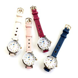 8a68ce2f4750 宇宙モチーフ腕時計 ウォッチ レディース 日本製ムーブメント メイドインジャパンムーブメント 星 流星 流れ星 ユニバース
