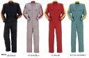 ほこりがつきにくい長袖ツナギ服/PERSONS/パーソンズ/P014/カラーバリエーション |おしゃれ 作業つなぎ ワークウェア …