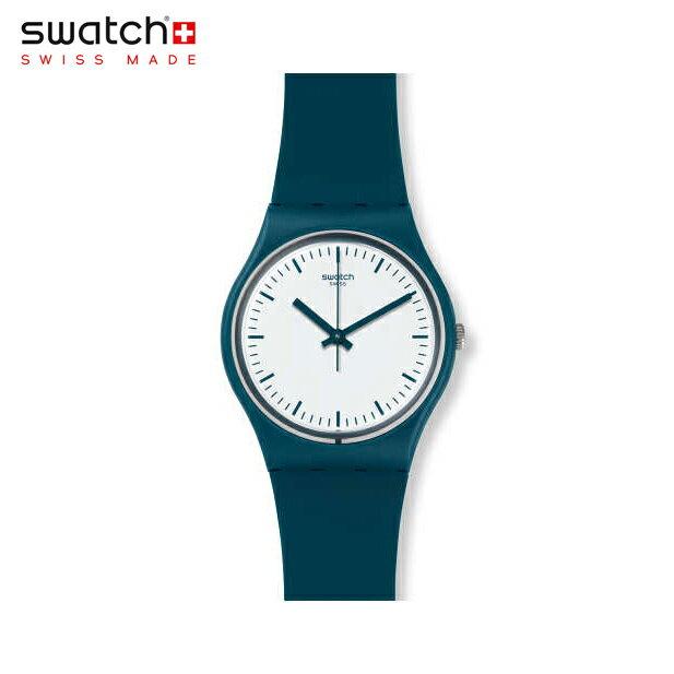 【公式ストア】Swatch スウォッチ PETROLEUSE ペトロルーズ GG222Originals (オリジナルズ) Gent (ジェント) 【送料無料】レディース 腕時計 人気 定番 プレゼント