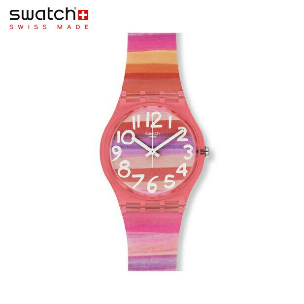 【公式ストア】Swatch スウォッチ ASTILBE アスチルベ GP140Originals (オリジナルズ) Gent (ジェント) 【送料無料】(素材)ベルト:プラスチックレディース/腕時計/人気/定番/プレゼント