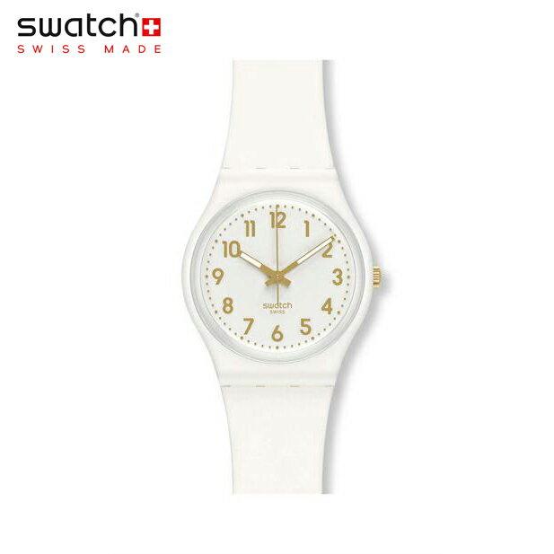 【公式ストア】Swatch スウォッチ WHITE BISHOP ホワイト・ビショップ GW164Originals (オリジナルズ) Gent (ジェント) 【送料無料】メンズ 腕時計 人気 定番 プレゼント