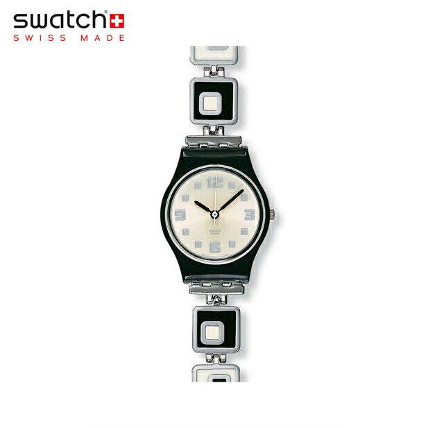 【公式ストア】Swatch スウォッチ CHESSBOARD チェスボード LB160GOriginals (オリジナルズ) Lady (レディ) 【送料無料】レディース/腕時計/人気/定番/プレゼント