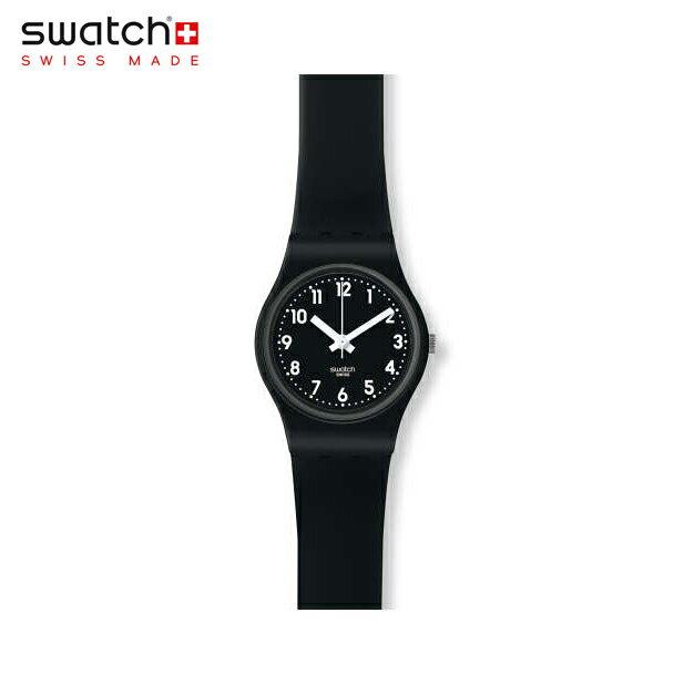 【公式ストア】Swatch スウォッチ LADY BLACK SINGLE レディ・ブラック・シングル LB170EOriginals (オリジナルズ) Lady (レディ) 【送料無料】レディース 腕時計 人気 定番 プレゼント
