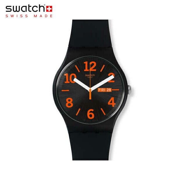 【公式ストア】Swatch スウォッチ ORANGIO オランジオ SUOB723Originals (オリジナルズ) New Gent (ニュージェント) 【送料無料】メンズ 腕時計 人気 定番 プレゼント
