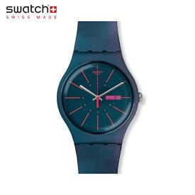 【公式ストア】Swatch スウォッチ NEW GENTLEMAN ニュー・ジェントルマン SUON708Originals (オリジナルズ) New Gent (ニュージェント) 【送料無料】メンズ 腕時計 人気 定番 プレゼント