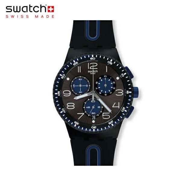 【公式ストア】Swatch スウォッチ KAICCO カイッコ SUSB406Originals (オリジナルズ) New Chrono Plastic (ニュークロノプラスチック) 【送料無料】メンズ 腕時計 人気 定番 プレゼント