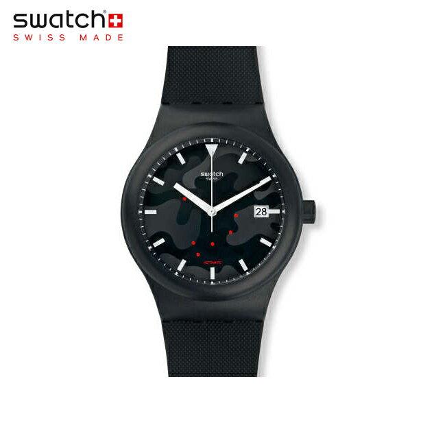 【公式ストア】Swatch スウォッチ SISTEM CLOUDS システム・クラウド SUTA401Originals (オリジナルズ) Sistem 51 (システム51) 【送料無料】メンズ 腕時計 人気 定番 プレゼント