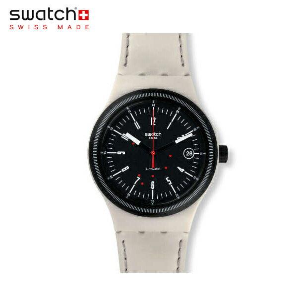 【公式ストア】Swatch スウォッチ SISTEM CREAM システム・クリーム SUTM400Originals (オリジナルズ) Sistem 51 (システム51) 【送料無料】メンズ レディース 腕時計 人気 定番 プレゼント