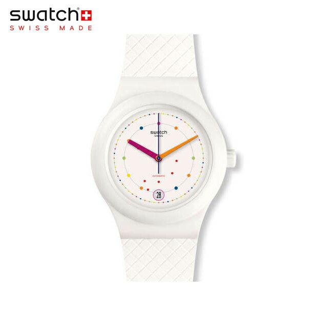【公式ストア】Swatch スウォッチ SISTEM POLKA システム・ポルカ SUTW403Originals (オリジナルズ) Sistem 51 (システム51) 【送料無料】メンズ レディース 腕時計 人気 定番 プレゼント