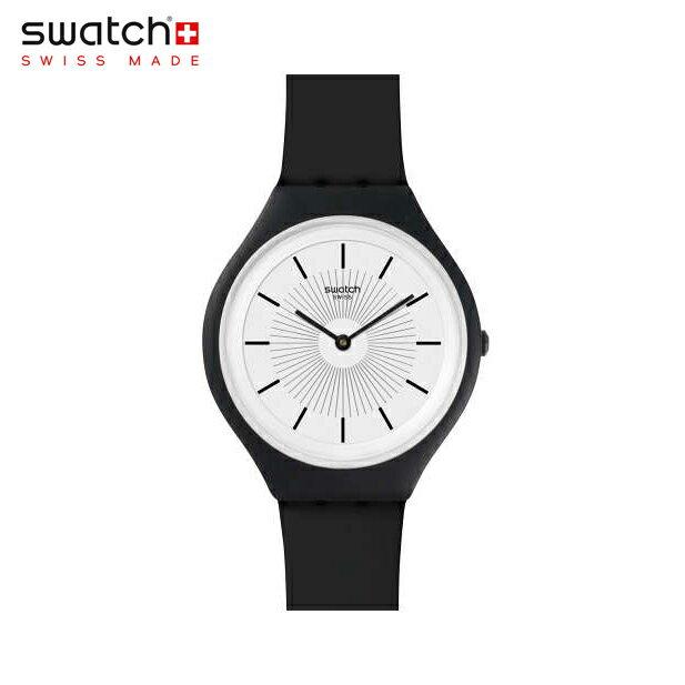 【公式ストア】Swatch スウォッチ SKINNOIR スキンノワール SVUB100Skin (スキン) Skin Big (スキンビッグ) 【送料無料】メンズ/レディース/腕時計/人気/定番/プレゼント