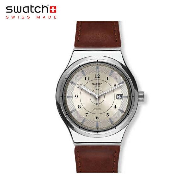 【公式ストア】Swatch スウォッチ SISTEM EARTH システム・アース YIS400Irony (アイロニー) Sistem 51 Irony (システム51アイロニー) 【送料無料】メンズ 腕時計 人気 定番 プレゼント 父の日