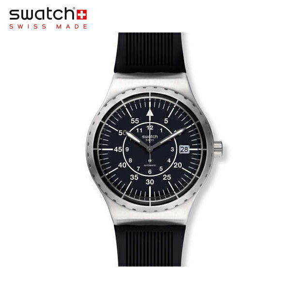 【公式ストア】Swatch スウォッチ SISTEM ARROW システム・アロー YIS403Irony (アイロニー) Sistem 51 Irony (システム51アイロニー) 【送料無料】メンズ 腕時計 人気 定番 プレゼント 父の日