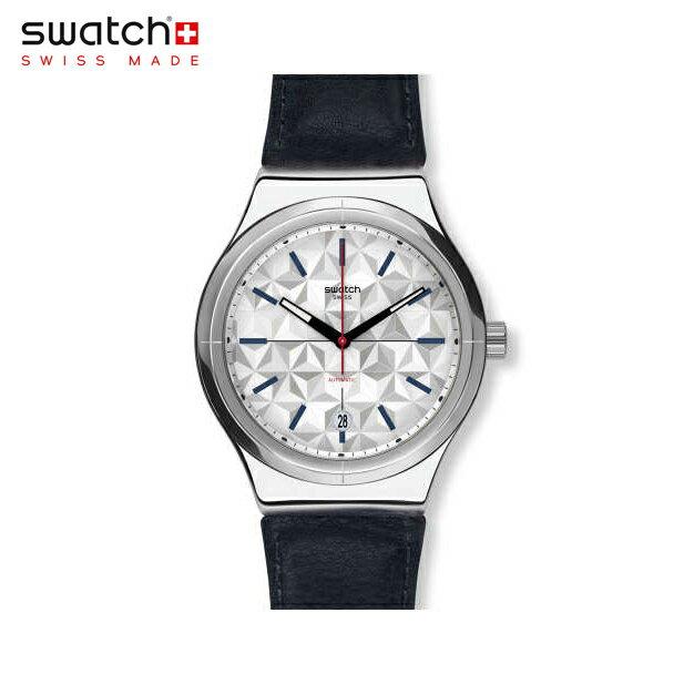【公式ストア】Swatch スウォッチ SISTEM PUZZLE システム・パズル YIS408Irony (アイロニー) Sistem 51 Irony (システム51アイロニー) 【送料無料】メンズ 腕時計 人気 定番 プレゼント