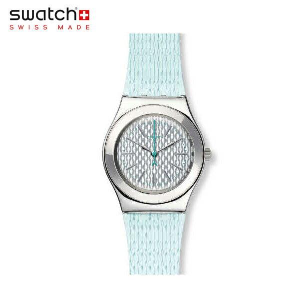 【公式ストア】Swatch スウォッチ MINT HALO ミント・ハロ YLS193Irony (アイロニー) Irony Medium (アイロニーミディアム) 【送料無料】レディース 腕時計 人気 定番 プレゼント