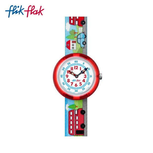 【公式ストア】Flik Flak フリックフラック HIGHWAY TO UK ハイウェイ・トゥ・ユーケー FBNP077Swatch スウォッチ Story Time (ストーリータイム) 【送料無料】キッズ/ボーイズ/腕時計/人気/定番/プレゼント