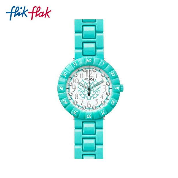 【公式ストア】Flik Flak フリックフラック STELLQUOISE スティールクイズ FCSP022Swatch スウォッチ Power Time 7+ (パワータイム7+) 【送料無料】キッズ/ガールズ/腕時計/人気/定番/プレゼント