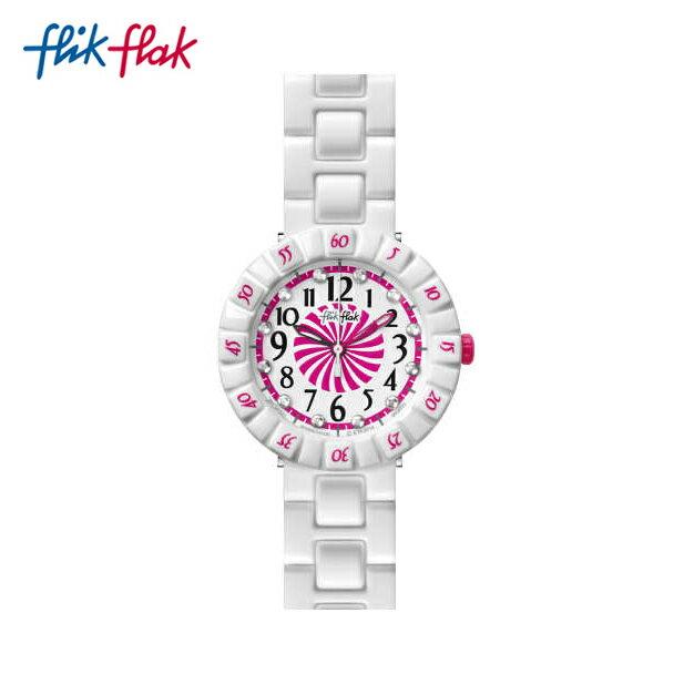 【公式ストア】Flik Flak フリックフラック BIAMELLA バイアメッラ FCSP023Swatch スウォッチ Power Time 7+ (パワータイム7+) 【送料無料】キッズ/ガールズ/腕時計/人気/定番/プレゼント
