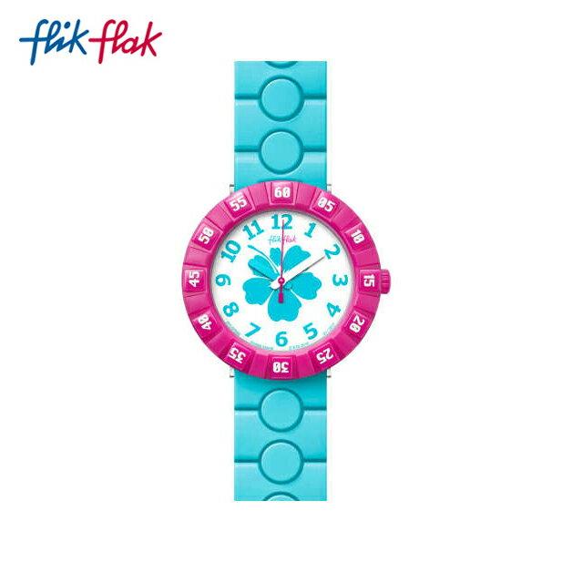 【公式ストア】Flik Flak フリックフラック HULALA フララ FCSP055Swatch スウォッチ Power Time 7+ (パワータイム7+) 【送料無料】キッズ/ガールズ/腕時計/人気/定番/プレゼント