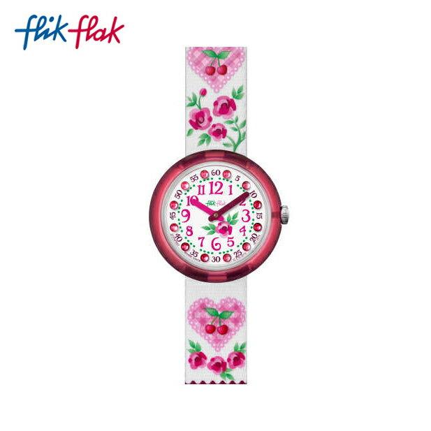【公式ストア】Flik Flak フリックフラック FIORISSIMA フィオリシーマ FPNP007Swatch スウォッチ Power Time 5+ (パワータイム5+) 【送料無料】キッズ/ガールズ/腕時計/人気/定番/プレゼント