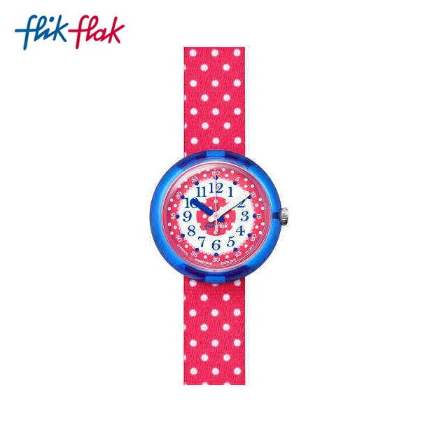 【公式ストア】Flik Flak フリックフラック PINK CRUMBLE ピンク・クランブル FPNP012Swatch スウォッチ Power Time 5+ (パワータイム5+) 【送料無料】キッズ/ガールズ/腕時計/人気/定番/プレゼント