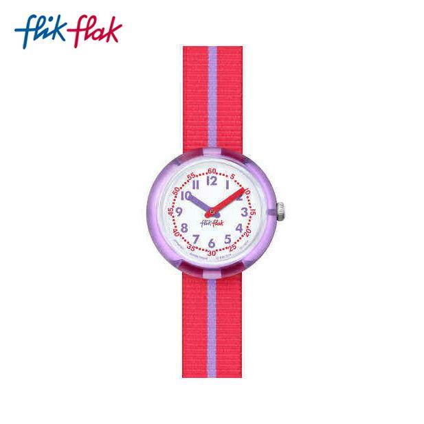 【公式ストア】Flik Flak フリックフラック PURPLE BAND パープル・バンド FPNP021Swatch スウォッチ Power Time 5+ (パワータイム5+) 【送料無料】キッズ/ガールズ/腕時計/人気/定番/プレゼント