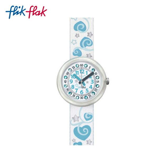 【公式ストア】Flik Flak フリックフラック Coeur De Reve クール・デ・レーヴ FTNP005-STDSwatch スウォッチ Power Time 5+ (パワータイム5+) 【送料無料】キッズ ガールズ 腕時計 人気 定番 プレゼント