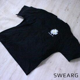 プリントビッグTシャツ ビッグTシャツ オシャレ Tシャツ 綿100% メンズ レディース ユニセックス 黒 白 プリント 花 フラワー 半袖 ビッグシルエット ホワイト ブラック モーブ 夏 ルームウェア シンプル カジュアル おしゃれ 韓国ファッション