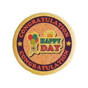 メッセージクッキーCONGRATULATION HAPPYDAY お祝い・プチギフト