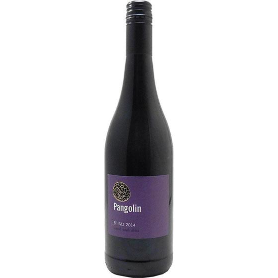 【お年賀 ギフト】パンゴリン シラーズ 赤 750ml 南アフリカ パール 赤ワイン 辛口 フルボディ コンビニ受取対応商品 ヴィンテージ管理しておりません、変わる場合があります