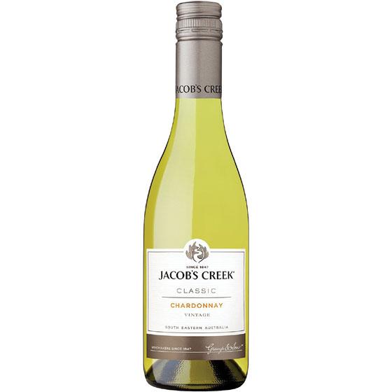 【お年賀 ギフト】シャルドネ ジェイコブス・クリーク 白 750ml オーストラリア 南オーストラリア 白ワイン コンビニ受取対応商品 ヴィンテージ管理しておりません、変わる場合があります