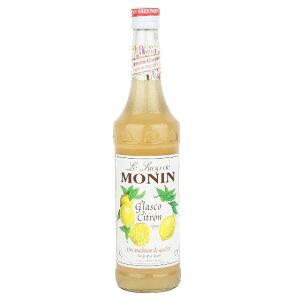 お中元 ギフト MONIN レモン シロップ 700ml モナン ノンアルコールシロップ あす楽 コンビニ受取対応商品 はこぽす対応商品 プレゼント
