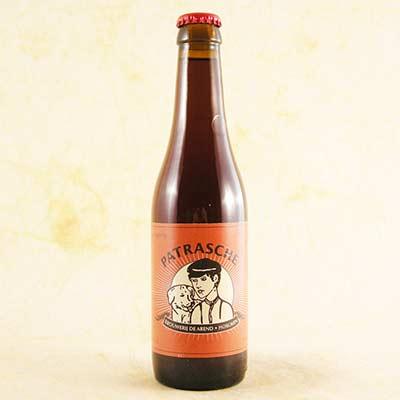 【お歳暮 ギフト】パトラッシュ 330ml 24本ケース販売 ベルギー ビール ベルギービール クラフトビール