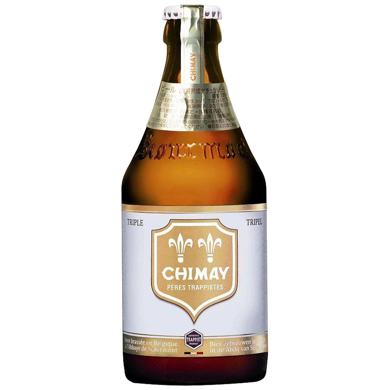 【お歳暮 ギフト】シメイ ホワイト 330ml 24本 ベルギービール クラフトビール ケース販売