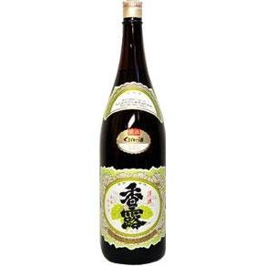【お年賀 ギフト】香露(こうろ) くまもとの酒 1800ml 熊本県 熊本県酒造研究所 日本酒 コンビニ受取対応商品