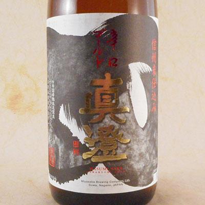 母の日 ギフト 真澄 辛口 ゴールド 1.8L瓶 長野県 宮坂醸造 日本酒 コンビニ受取対応商品