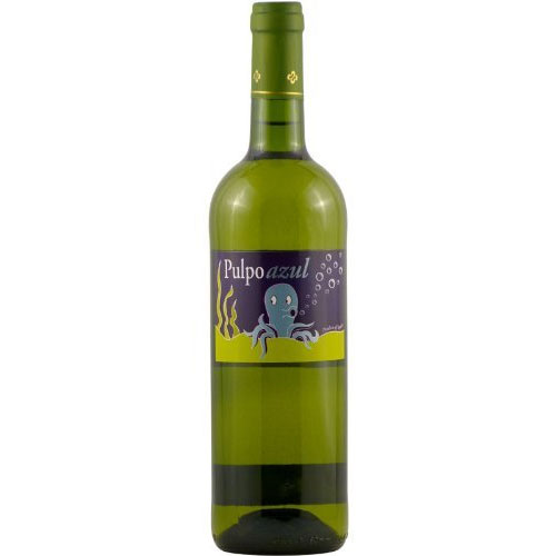 遅れてごめんね 父の日 ギフト ボデガス・ガシェーガス プルポ・アスール ブランコ 白 750ml スペイン ガリシア 白ワイン コンビニ受取対応商品 ヴィンテージ管理しておりません、変わる場合があります