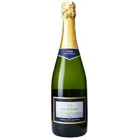 お酒 お中元 ギフト カバ・セレクション・エスペシャル・ブルット / マス・デ・モニストロル 白 750ml スペイン カバ スパークリングワイン コンビニ受取対応商品 ヴィンテージ管理しておりません、変わる場合があります プレゼント