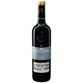 お酒 母の日 ギフト マルケス・デ・ラ・コンコルディア クリアンサ 赤 750ml 12本 スペイン リオハ 赤ワイン コンビニ受取対応商品 ヴィンテージ管理しておりません、変わる場合があります プレゼント ケース販売 送料無料