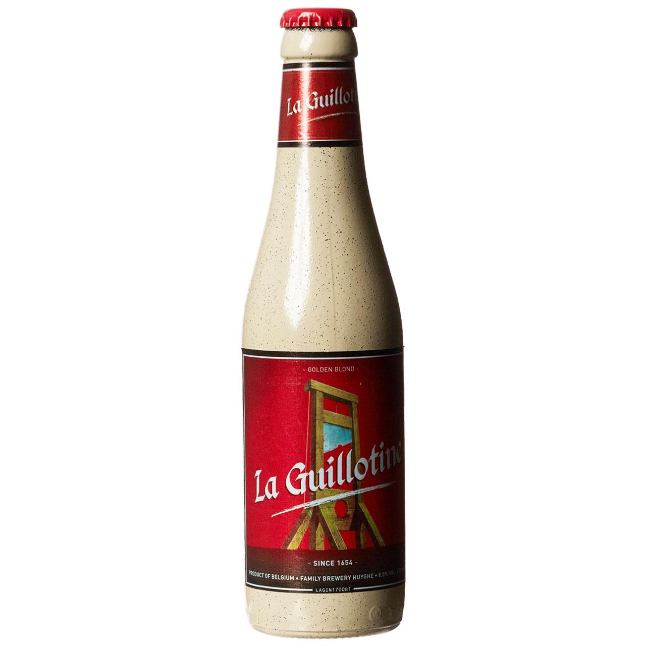 【お年賀 ギフト】ギロチン 330ml 24本 ベルギービール クラフトビール ケース販売
