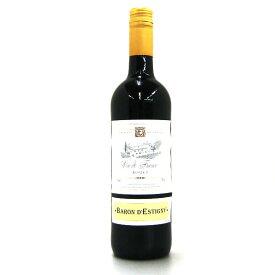 お酒 お歳暮 ギフト バロン・デスティニー 赤ワイン 750ml BAROND'ESTIGNY Rouge フランス ラングドック・ルーション 赤ワイン ヴィンテージ管理しておりません、変わる場合があります あす楽 プレゼント