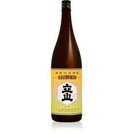 お中元 ギフト 立山 特別純米酒 1.8L 富山県 立山酒造 日本酒 コンビニ受取対応商品 ラッキーシール対応